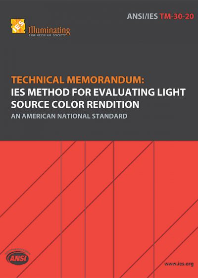 IES Method for Evaluating Light Source Color Rendition